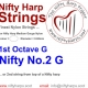 Nylon String - No.2. G