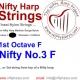 Nylon String - No.3. F