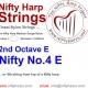 Nylon String - No.4. E
