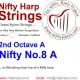 Nylon String - No.8. A