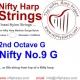 Nylon String - No.9. G