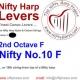 Lever - No.10. F