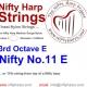 Nylon String - No.11. E