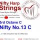 Nylon String - No.13. C