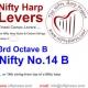 Lever - No.14. B