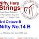 Nylon String - No.14. B