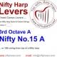 Lever - No.15. A