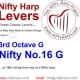 Lever - No.16. G