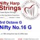Nylon String - No.16. G
