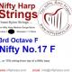 Nylon String - No.17. F