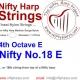 Nylon String - No.18. E