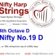 Nylon String - No.19. D