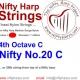 Nylon String - No.20. C