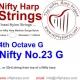 Nylon String - No.23. G