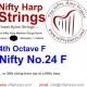 Nylon String - No.24. F